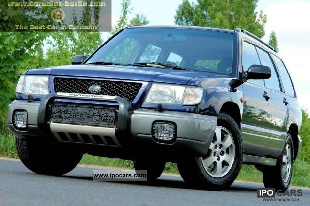 Subaru Forester 2.0 X Comfort