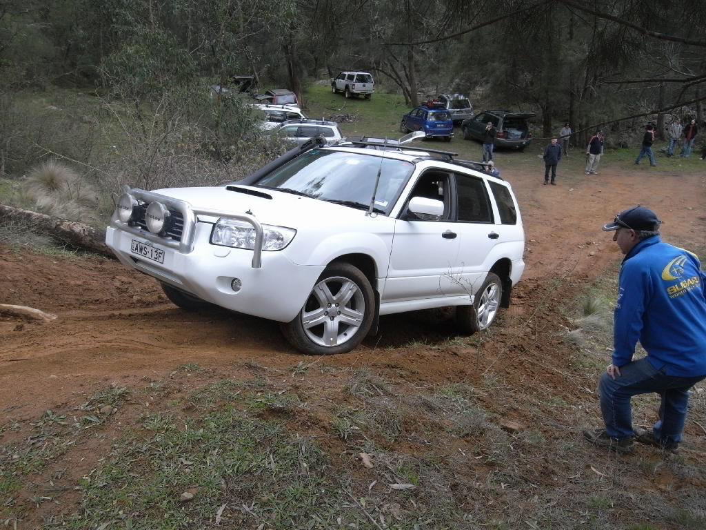 Subaru Forester 2.5 XT Limited
