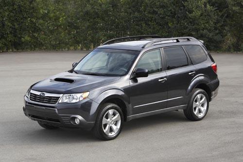 Subaru Forester 2.5 XT Premium