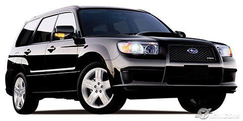 Subaru Forester 2.5 XT Sports