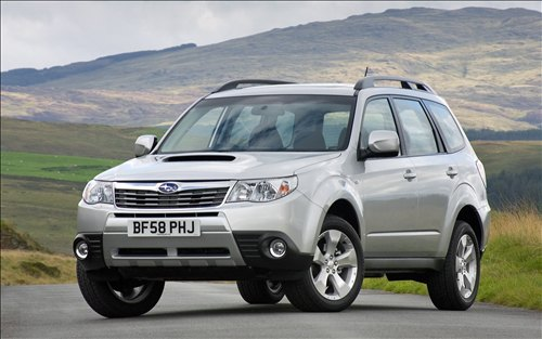 Subaru Forester 2.0 S -Turbo AT