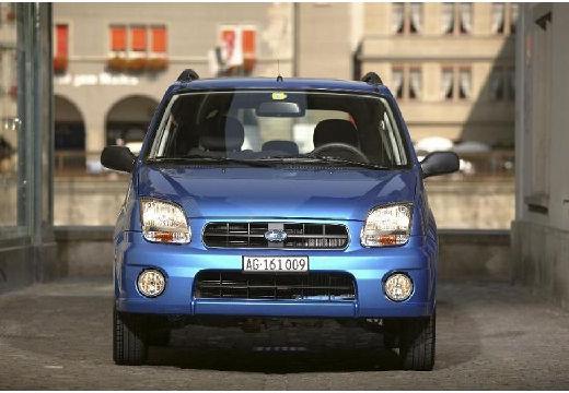Subaru G3X Justy 1.3