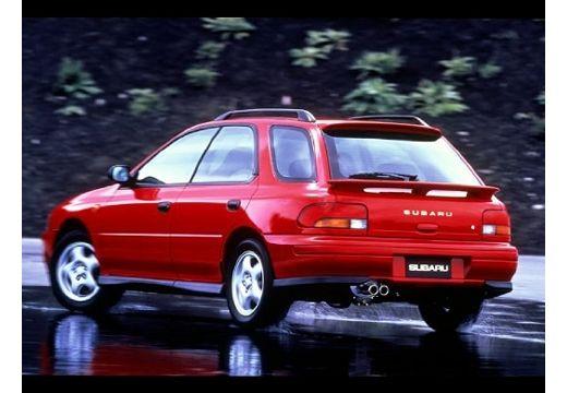 Subaru Impreza 1.8 i 4WD AT