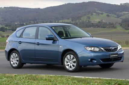 Subaru Impreza 2.0 R