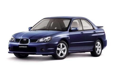 Subaru Impreza 2.0 R Sedan