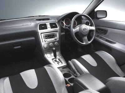 Subaru Impreza 2.0 R Wagon