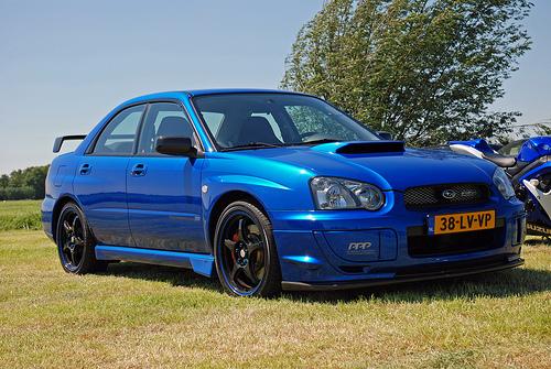 Subaru Impreza 2.0 WRX Sedan