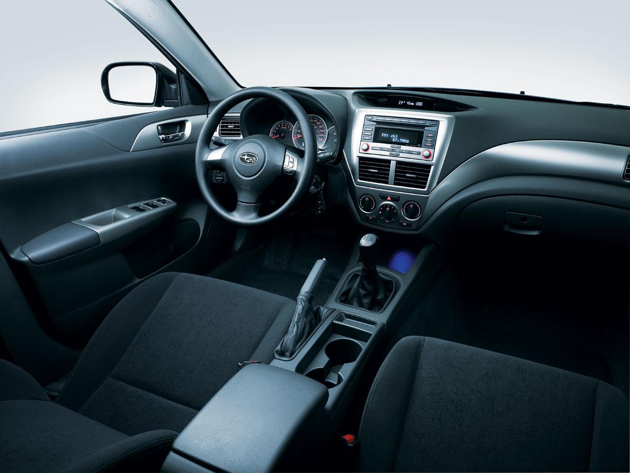 Subaru Impreza 2.0 MT