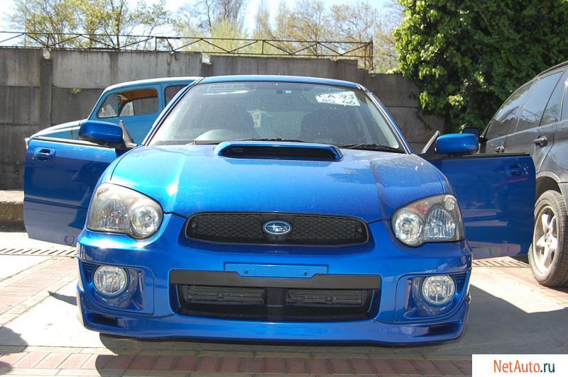 Subaru Impreza 2.0 WRX 16V