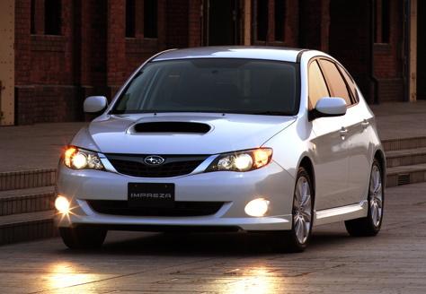 Subaru Impreza WRX 2.0 250hp MT