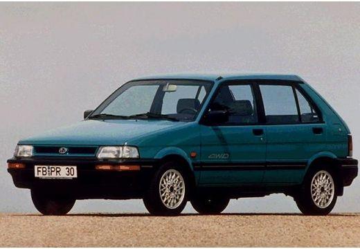 Subaru Justy 1200 4WD