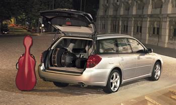 Subaru Legacy 2.0 GT AWD StationWagon SportShift