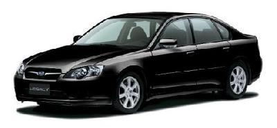 Subaru Legacy 2.0 GT SportShift AWD