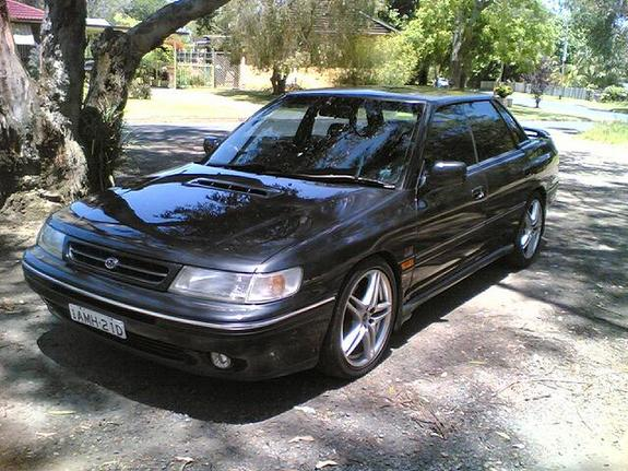 Subaru Legacy 2.0 Turbo