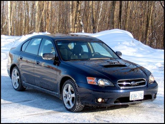 Subaru Legacy 2.5 GT Limited