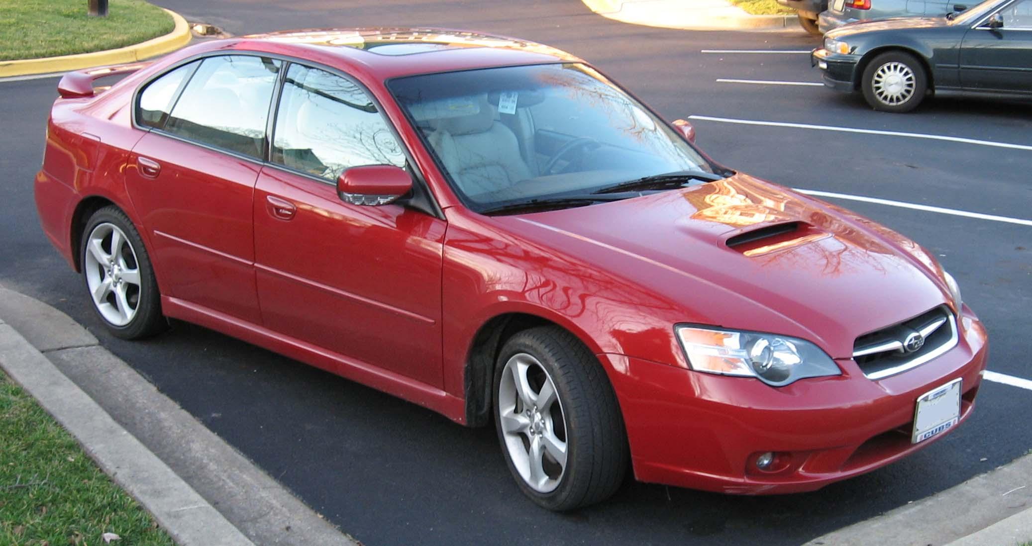 Subaru Legacy 2.5 i