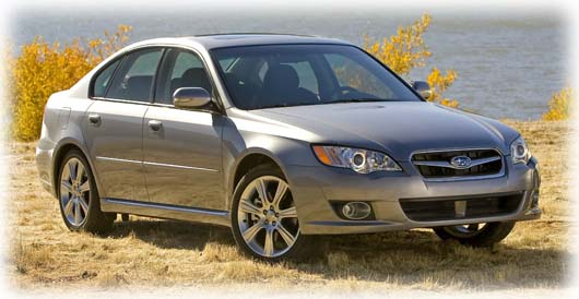 Subaru Legacy 2.5i AWD