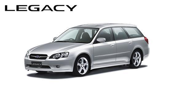 Subaru Legacy 2.5i SportShift AWD