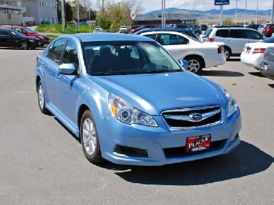 Subaru Legacy 2.5i CVT UA