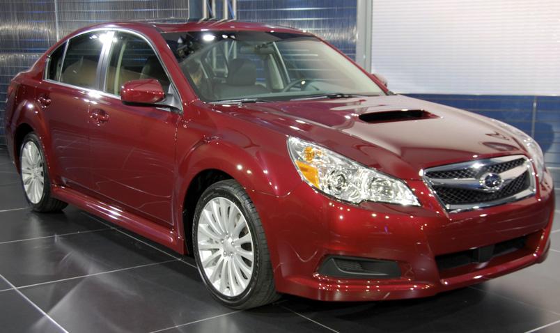 Subaru Legacy 3.6 R