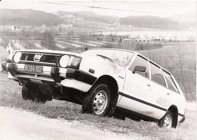 Subaru Leone 1.6