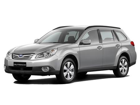 Subaru Outback 2.5 CVT NC