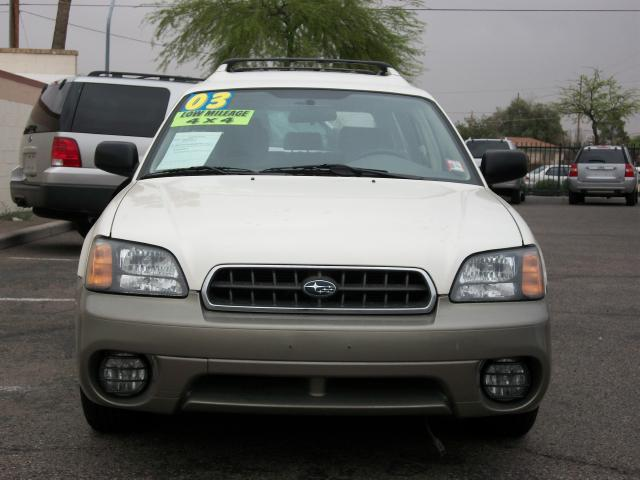 Subaru Outback All Weather Package Wagon