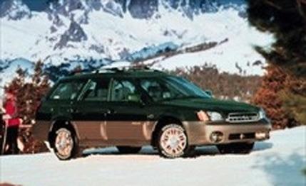 Subaru Outback H6-3.0 L.L. Bean