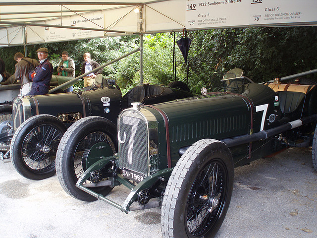 Sunbeam 3-Litre Supercharged