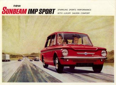 Sunbeam Imp Sport