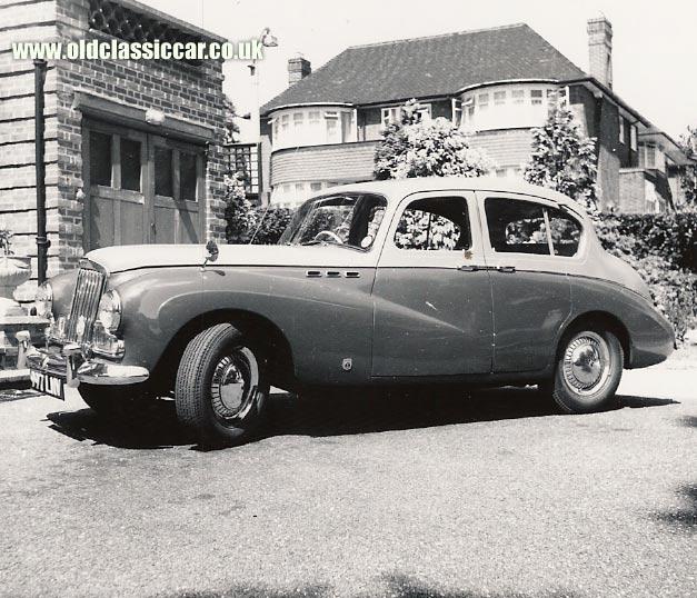 Sunbeam-Talbot 90