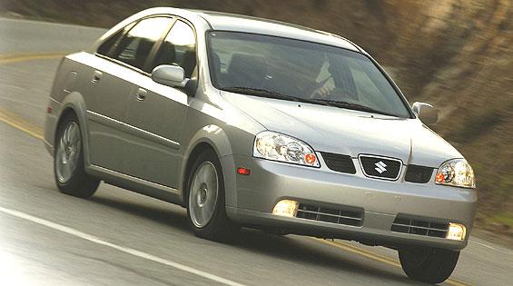 Suzuki Forenza LX
