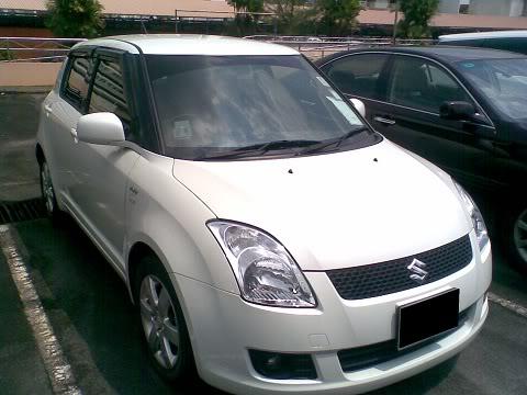 Suzuki Swift 1.5 AT