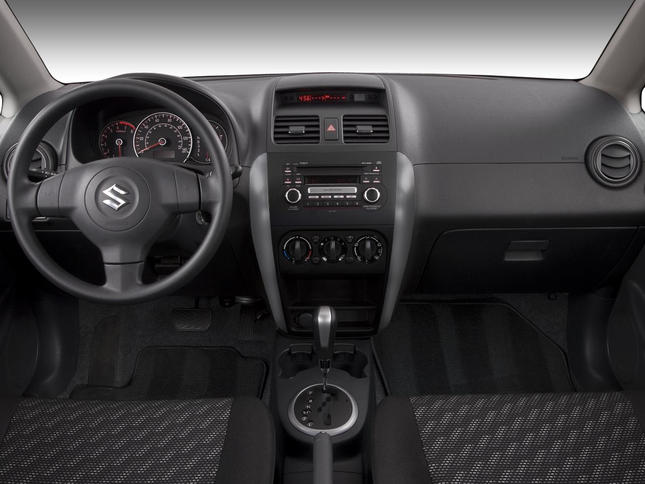 Suzuki SX4 Crossover AWD