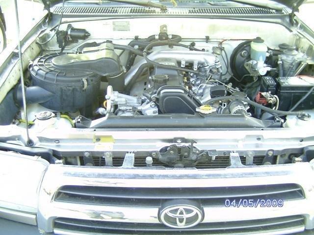 Toyota 4 Runner 3.0