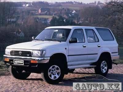 Toyota 4runner 2.45 TD (5 dr)