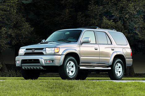 Toyota 4runner 3.0 TD (5 dr)