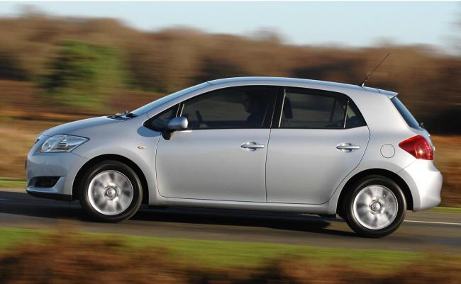 Toyota Auris 1.4 VVT-i