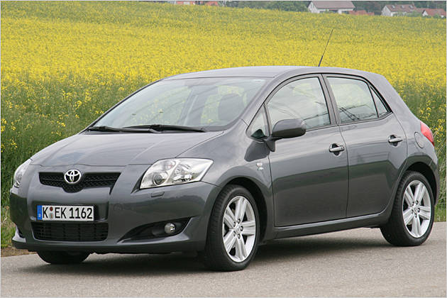 Toyota Auris 2.2 D-CAT