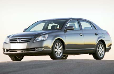 Toyota Avalon XL