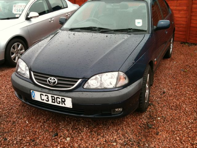 Toyota Avensis 1.8 Automatic
