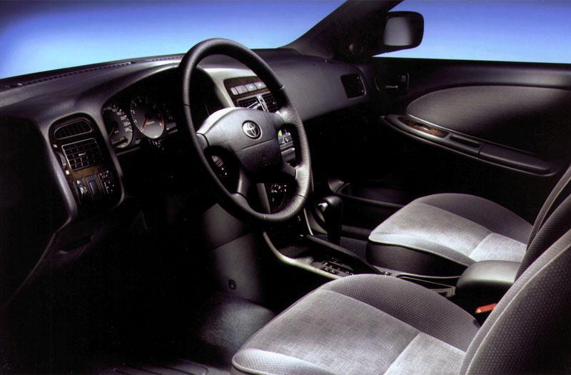 Toyota Avensis 1.8 Executive