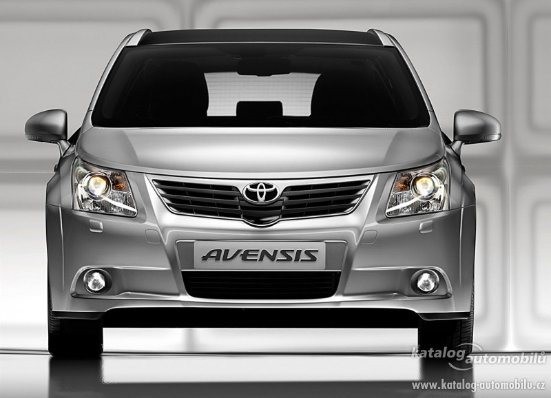 Toyota Avensis 1.8 Sedan