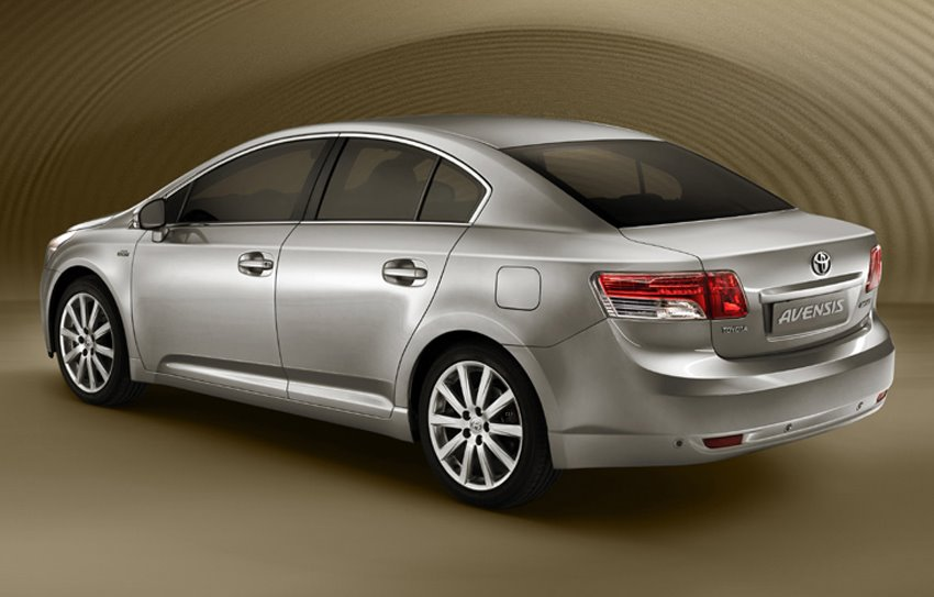 Toyota Avensis 2.0 Automatic