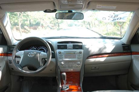 Toyota Camry 2.4 G