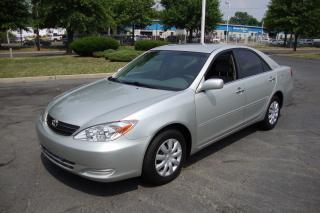 Toyota Camry 2.4 LE