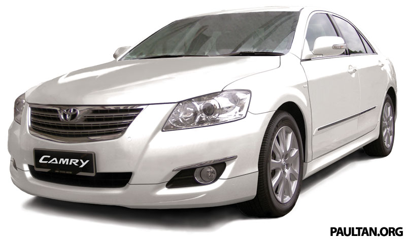 Toyota Camry 2.4 SE