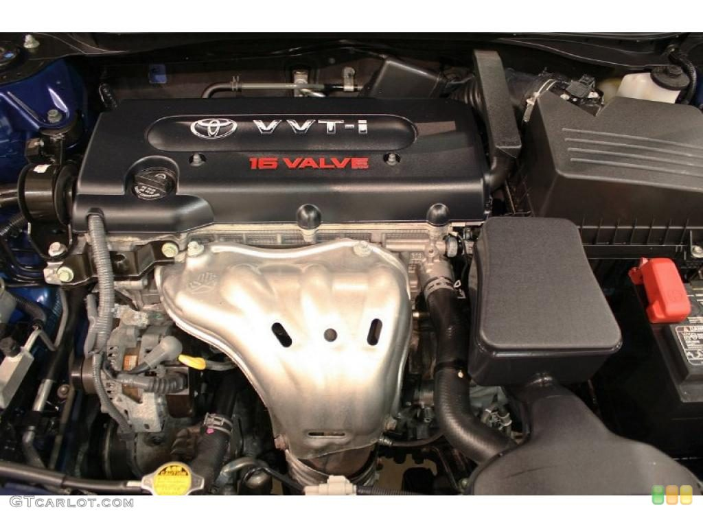 Toyota Camry 2.4 WT-i