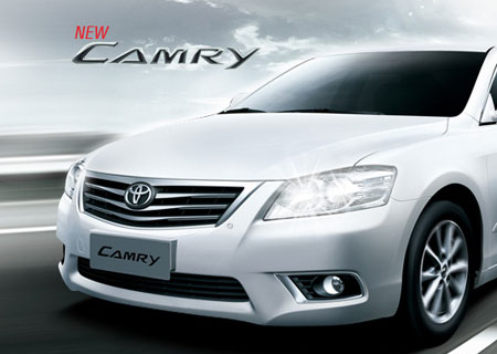 Toyota Camry 2.4 AT