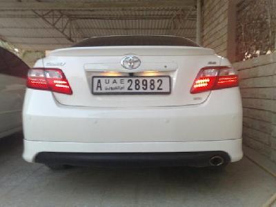 Toyota Camry Solara 2.4